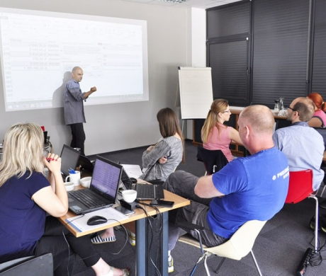 Szkolenie excella w firmie