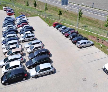Strzeżony parking pracowniczy we Wrocławiu