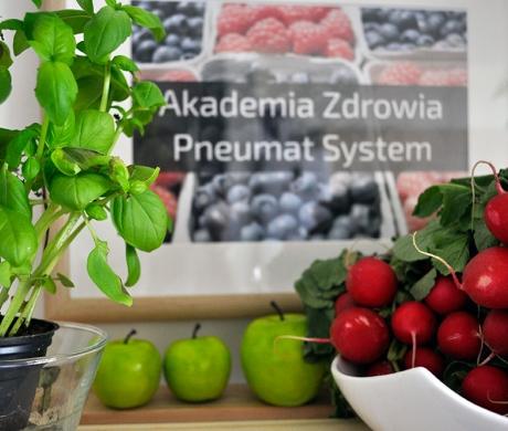 Warzywa i owoce dla pracowników firmy