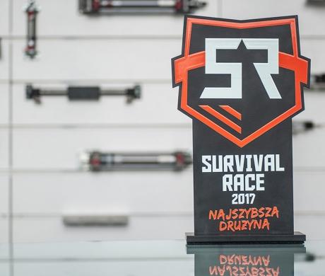 Najszybsza drużyna Survival Race 2017