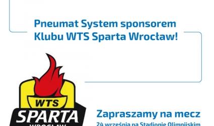 Pneumat sponsorem