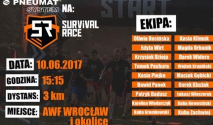 Zespół Pneumat System na Survival Race 2017